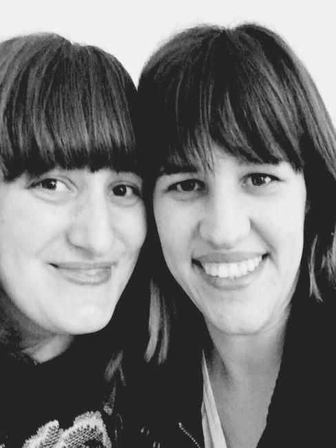 Lara y Noelia de Cosas Molonas