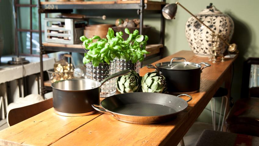 Küchentisch selber bauen