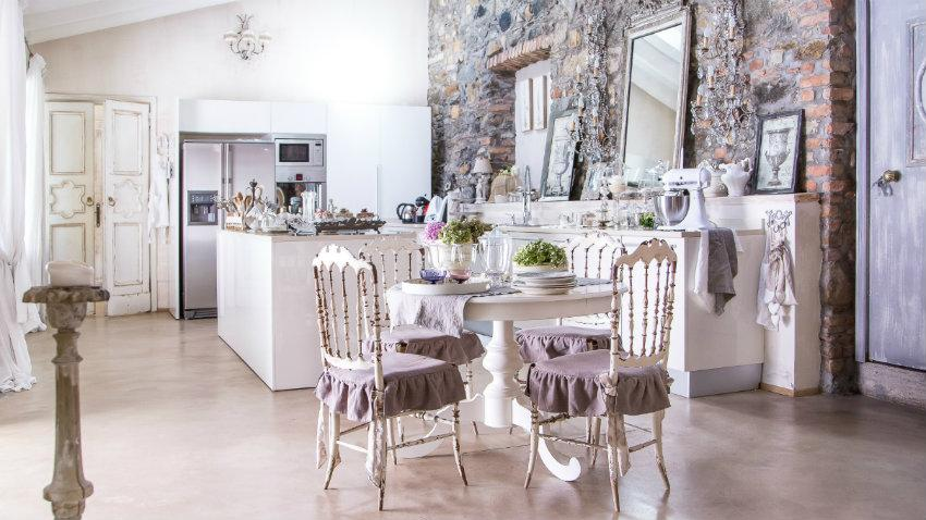 Cucine shabby chic: romanticismo vintage   WESTWING ...