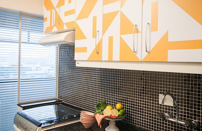 We <3 Sticker: Upgrade für den Küchenschrank