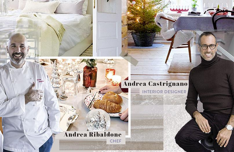 Aiuto! Arrivano gli ospiti... I consigli di Andrea Castrignano e Andrea Ribaldone