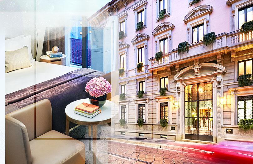 Mandarin Oriental - A Milano tra Oriente e Glamour