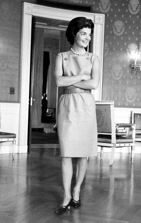 Wohnen wie Jackie Kennedy