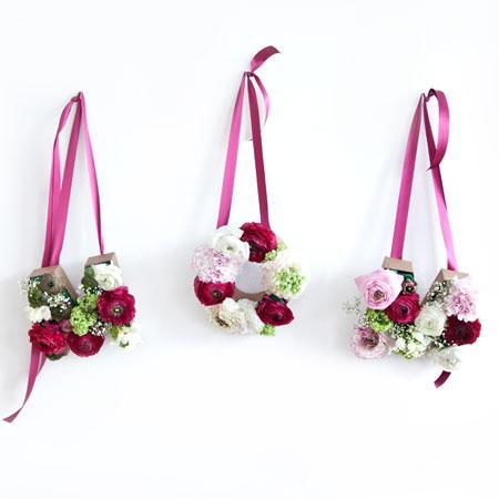 DIY Florale Buchstaben zum Muttertag