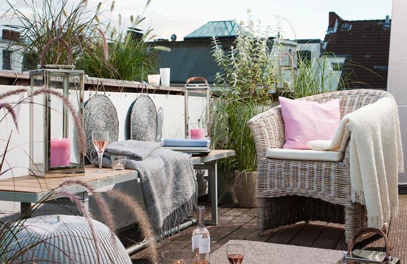 7 Must-haves für Summer Cocooning