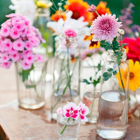 10 ideas para decorar con flores