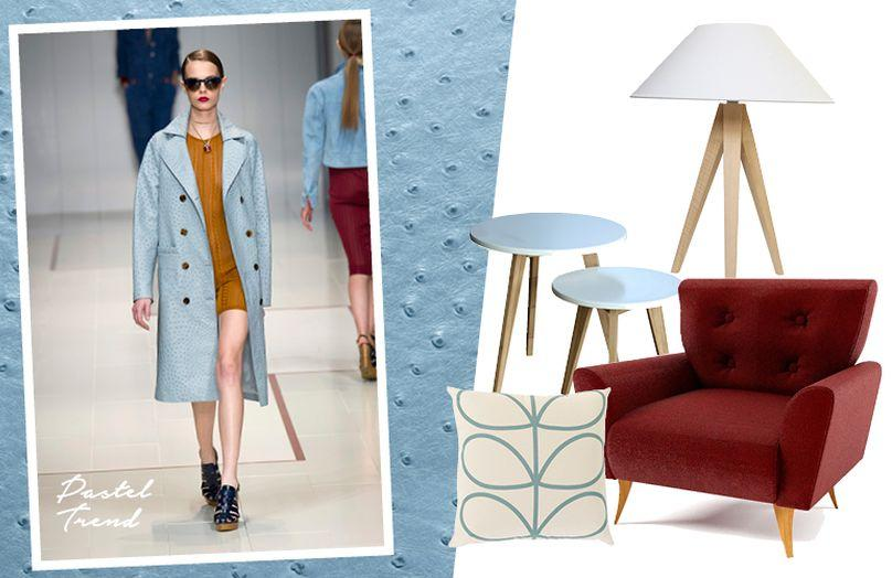 Les tendances de la  Fashion Week Milanaise