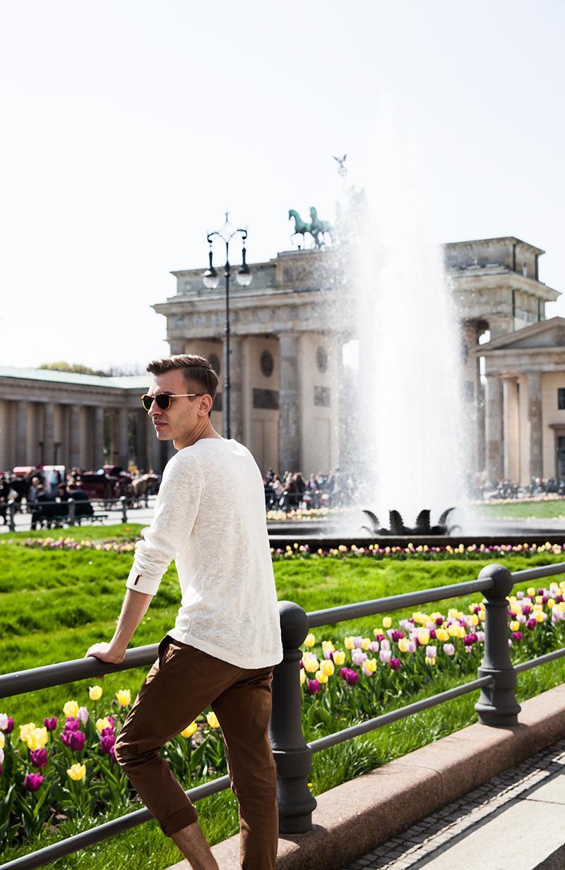 Style Trip à Berlin avec Sebastian