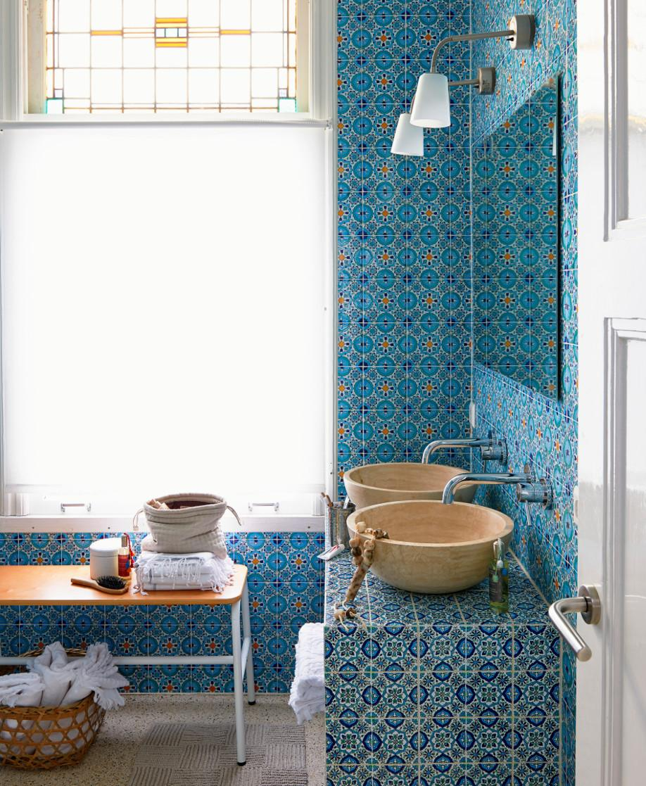 salle de bains pratique