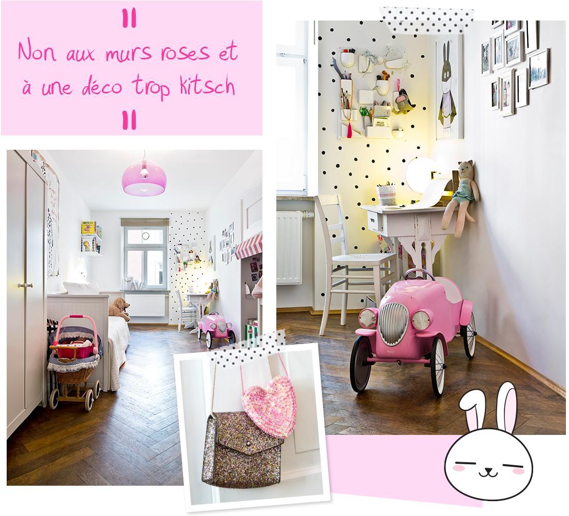 déco chambre fille enfant design