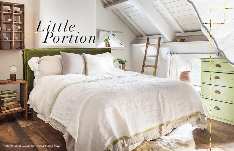 Little Portion - Stile Apothecary nel cuore della Cornovaglia