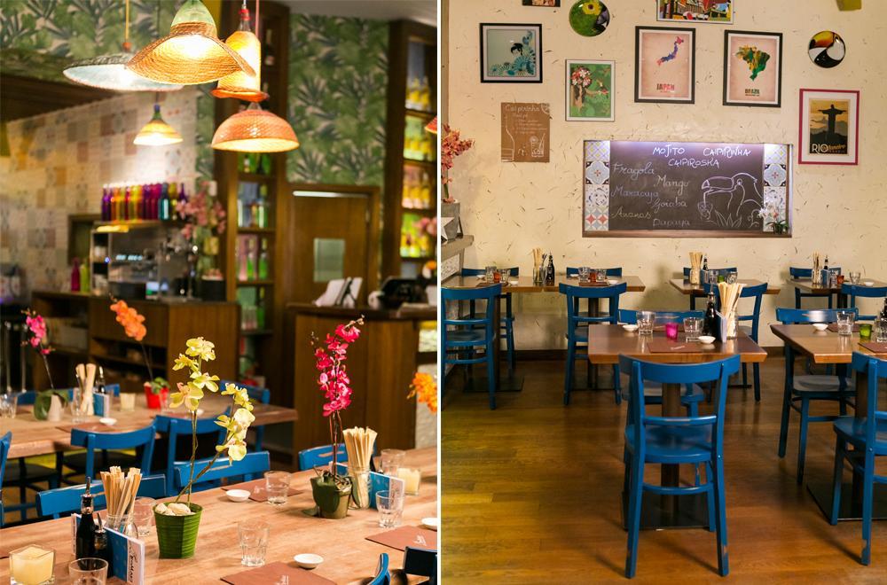 Bomaki, Uramakeria, Milano, Brasile, Food, Cucina, Oriente, Ricette