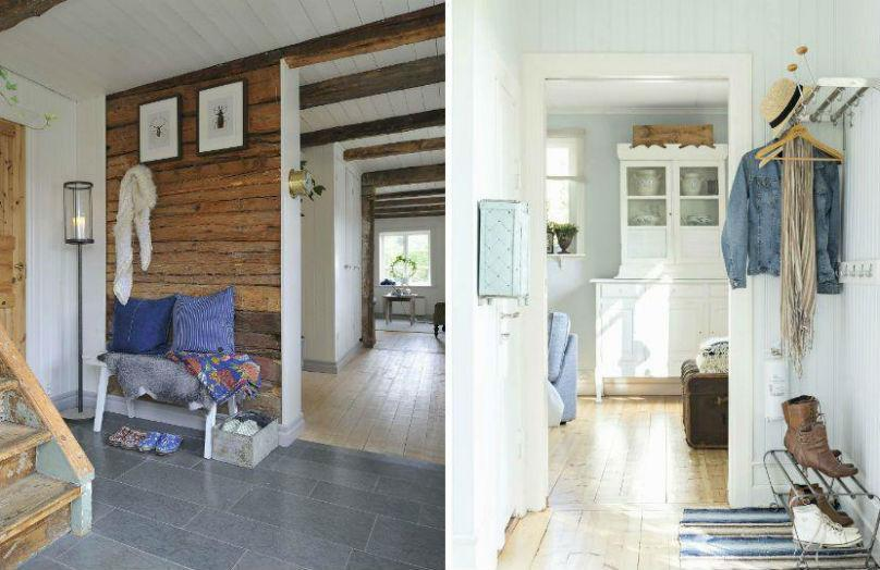 Shabby o Country? Idee per rinnovare l'ingresso