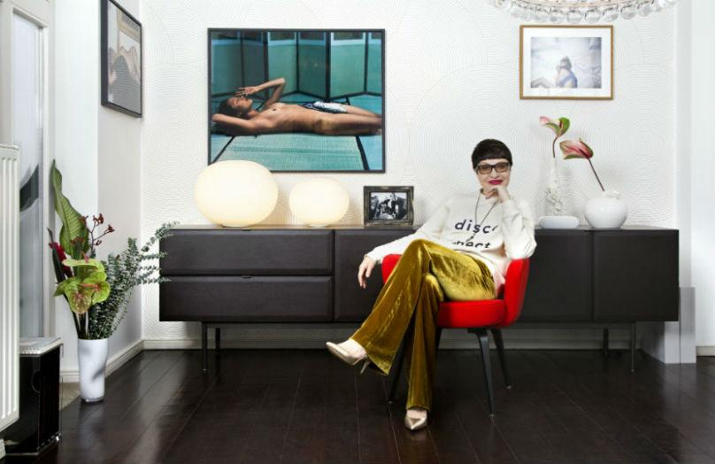 Teresa Piejek e la sua casa eccentrica a Berlino
