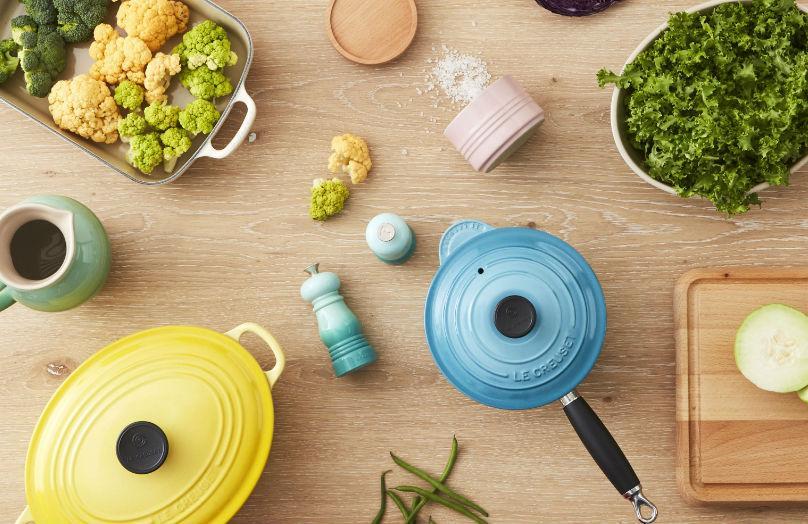 Le Creuset - Design del benessere in cucina