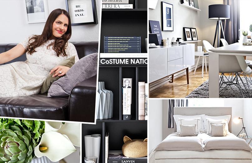 Modern wonen in Frankfurt: binnenkijken bij Corinna Thiel