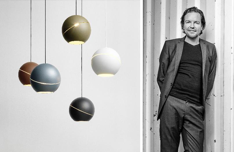 Frederik Roijé in de spotlights