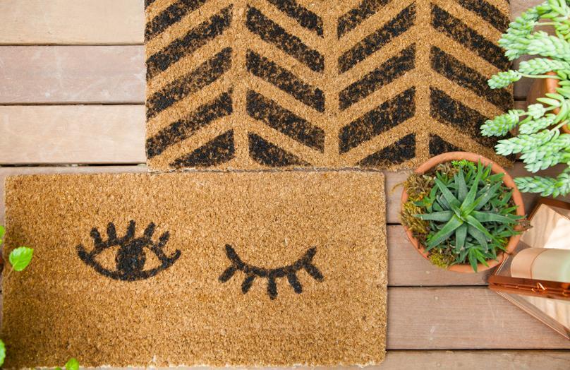 Een fijne binnenkomer: coole upgrades voor je deurmat!