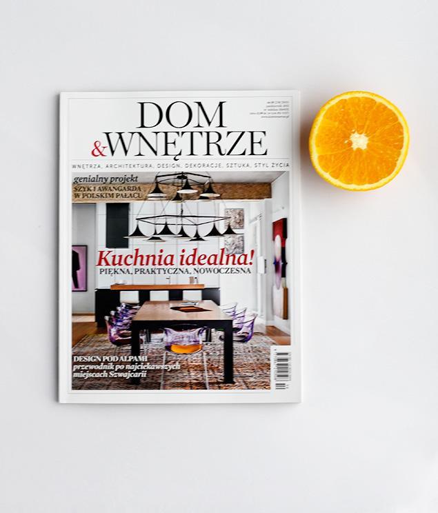Magiczny Październik w magazynie Dom&Wnętrze