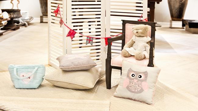 Kinderzimmer gestalten mit Raumteiler
