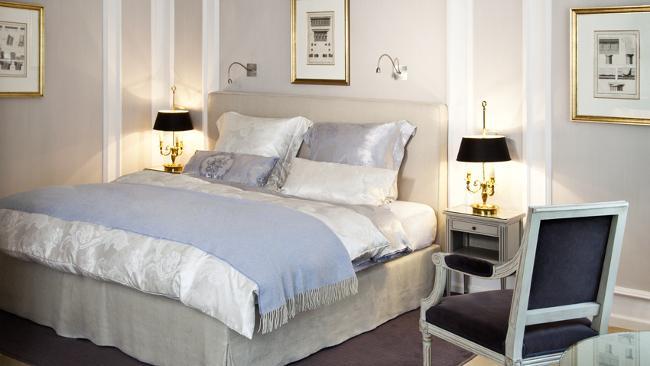 Schlafzimmer Deko klassisch