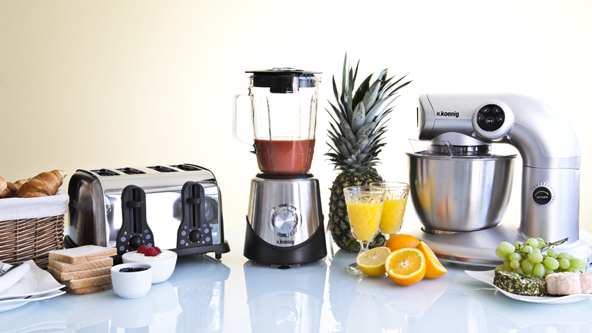 Smoothie Maker Rot