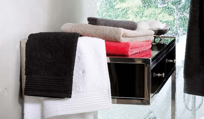 KBT Bettwaren Handtücher in verschiedenen Farben