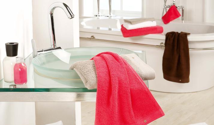 KBT Bettwaren Handtücher im Bad