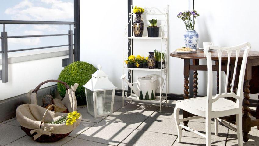 Muebles de balcón