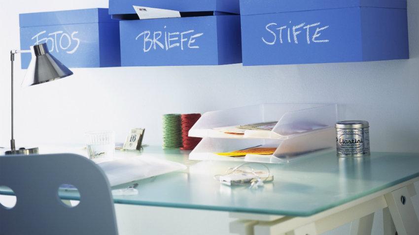 Bandejas de oficina