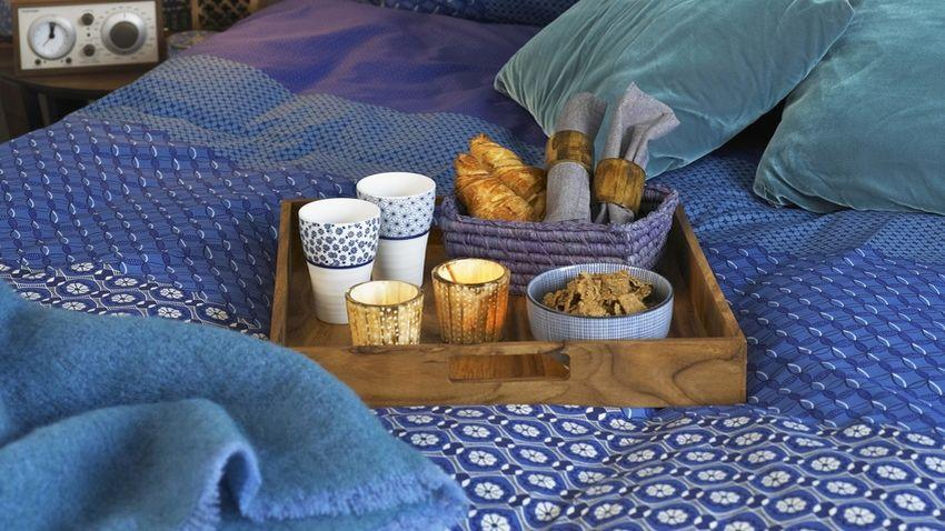 Bandejas para cama