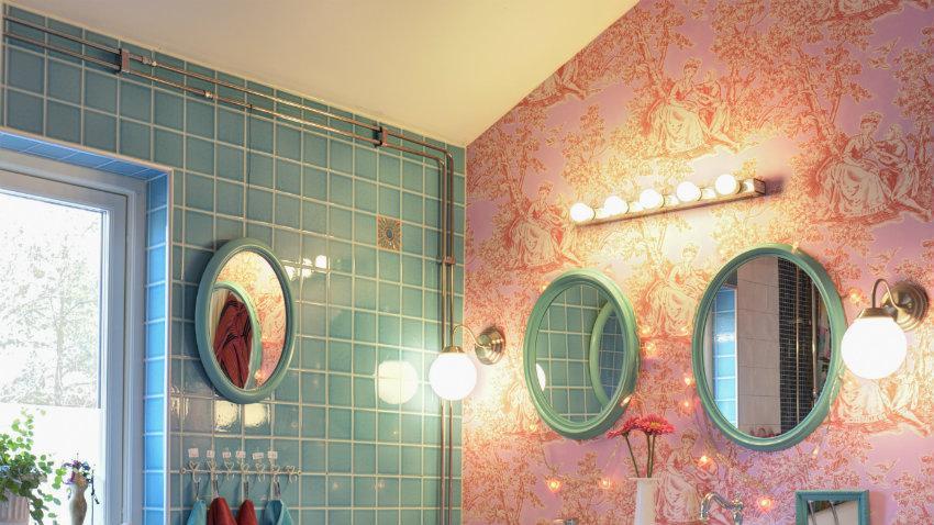 Techos para baños: decora con estilo | WESTWING