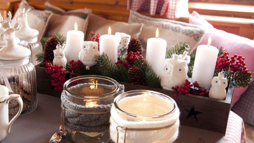 Décoration de Noel en bois