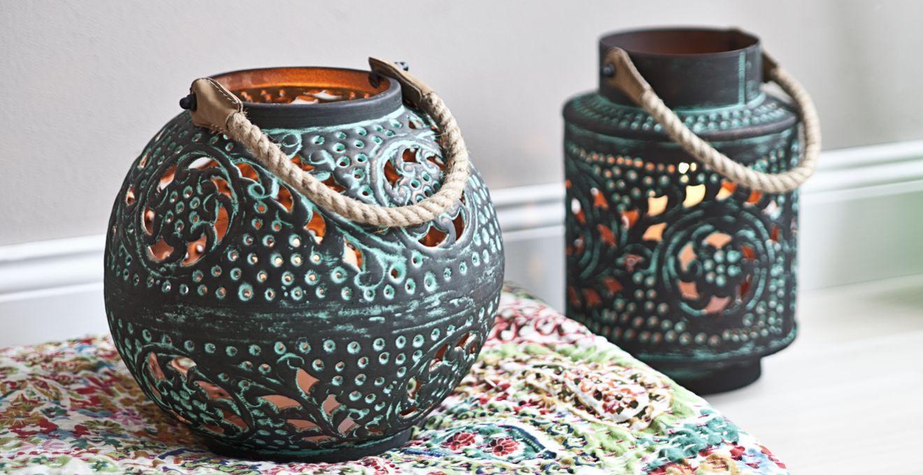 Lampy indyjskie