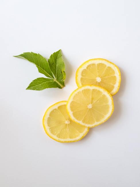 Tranches de citron