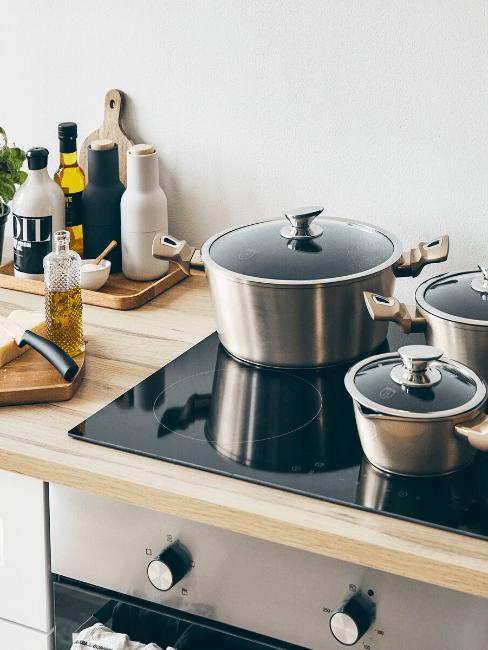 Pentole e utensili da cucina