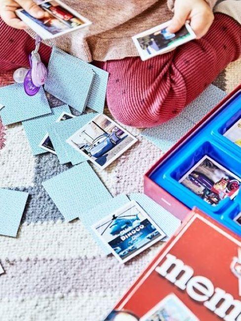 giochi per bambini memory