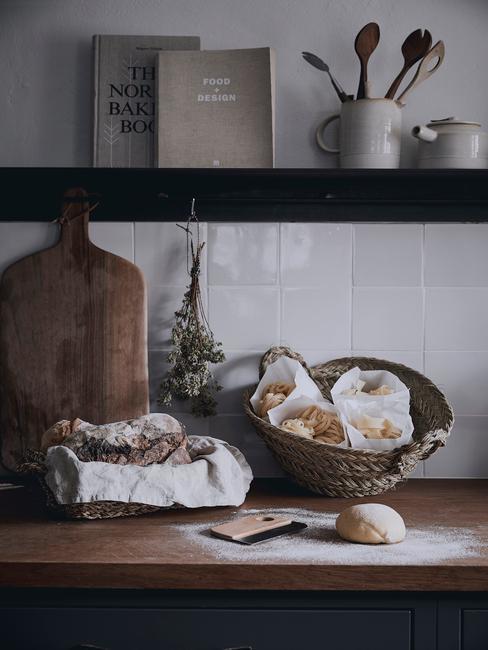 Kuchnia w stylu retro