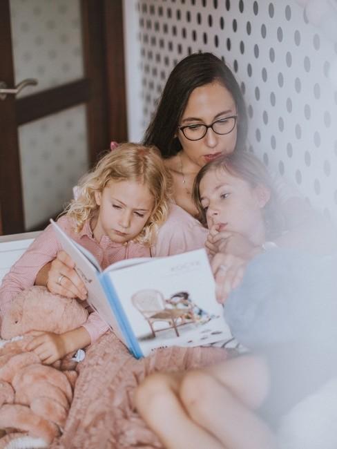 Autorka bloga parentingowego Moi Mili z dziećmi
