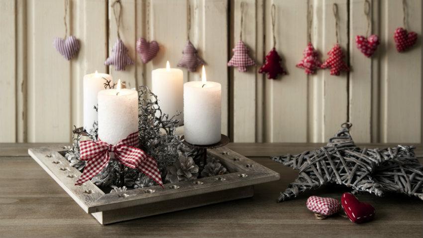 Arredare casa per Natale