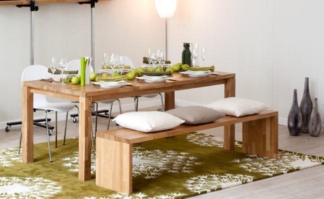 Dekoracje na ławy