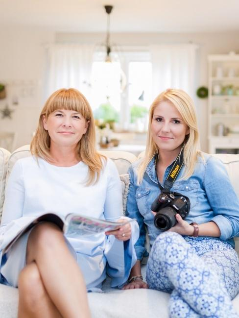 Ewelina i Marcelina autorki bloga Sisters About