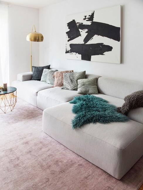 André Hamann Wohnzimmer Sofa