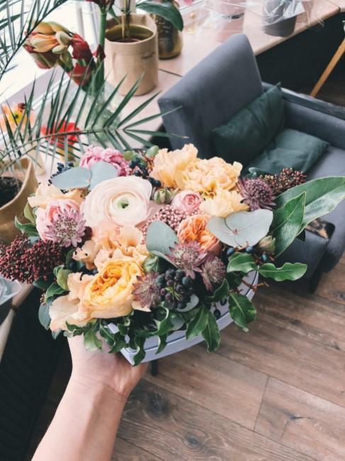 flores como regalo de boda