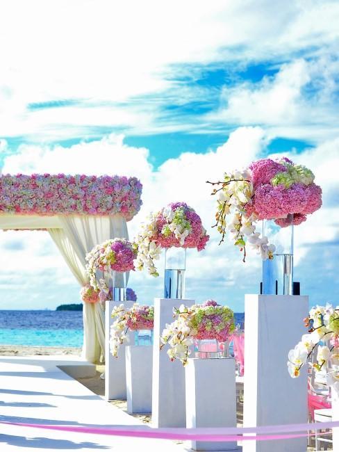 flores de boda