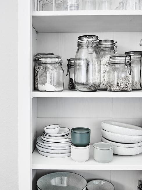 Szklane naczynia wielorazowe