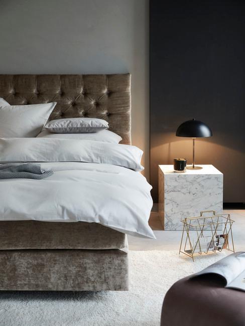 Sypialnia w stylu nowoczesnym