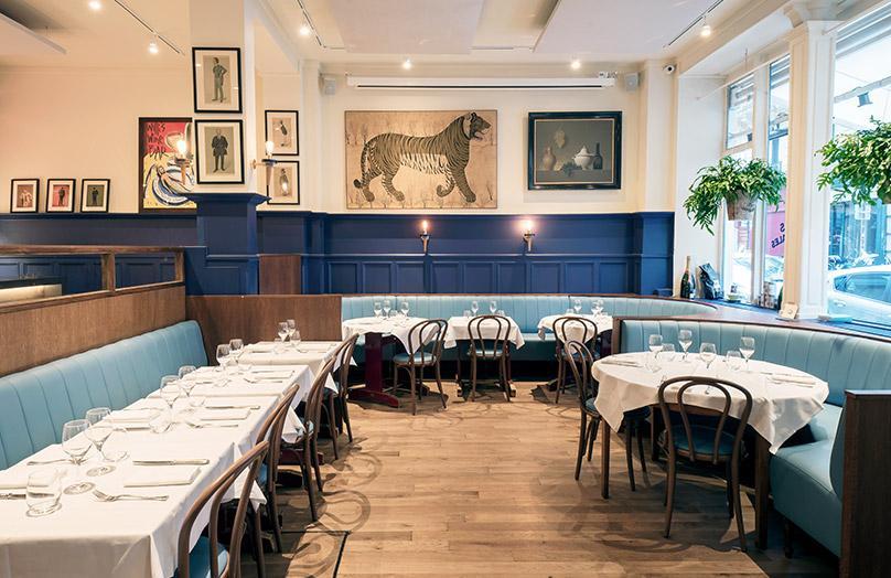 L'Entente: la brasserie british qui séduit le tout-Paris
