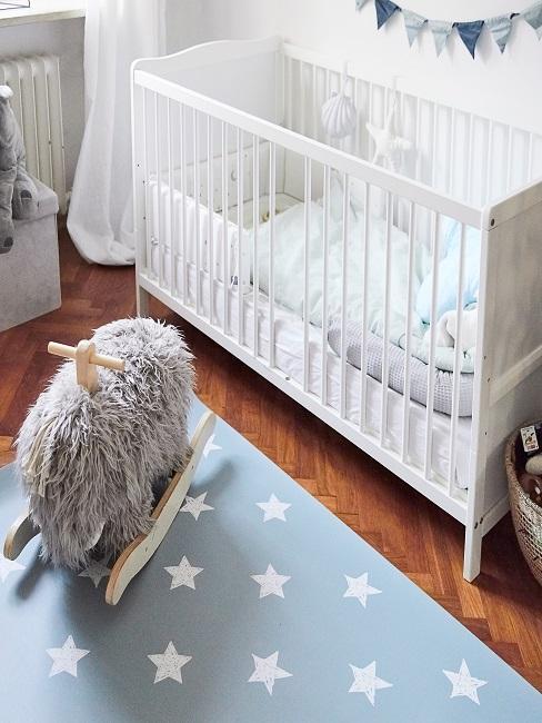 Babyzimmer eines Jungen