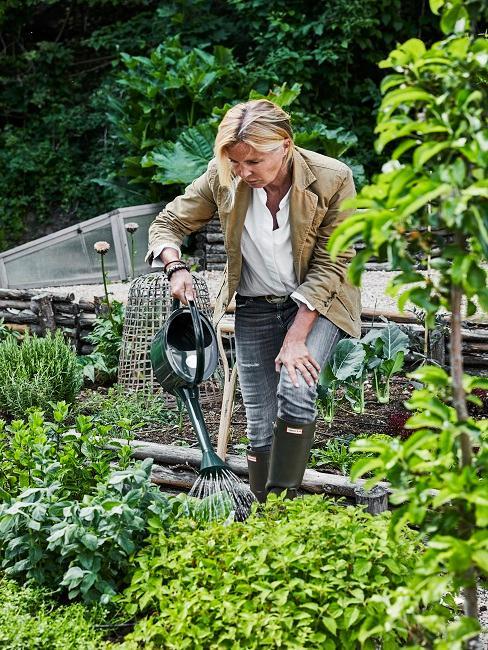 Wallerstein Gardens Prinzessin Anna zu Oettingen Wallerstein Kräuterbeete